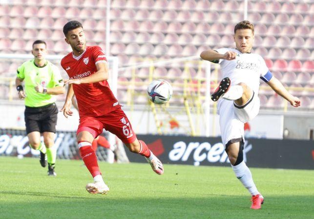 TFF 1. Lig: Boluspor: 2 - Kocaelispor: 0