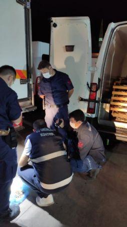 Yasal sınırın altındaki 602 kilo balığa el konuldu