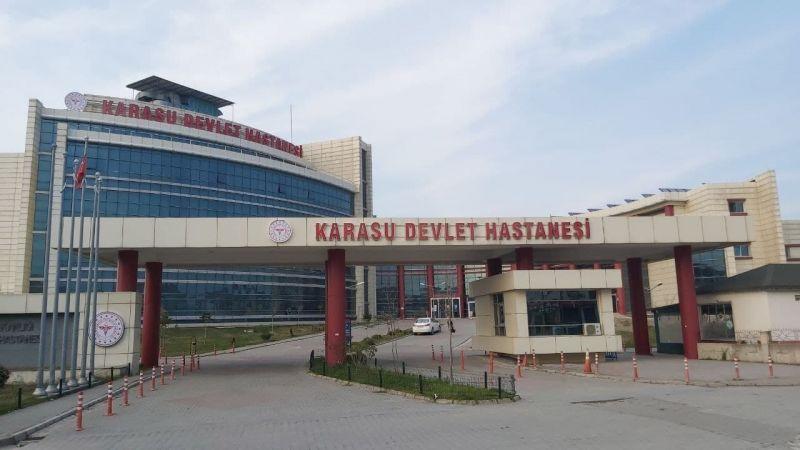 Yaz döneminde nüfus yoğunluğu artan Karasu'da 141 binden fazla hastaya müdahale