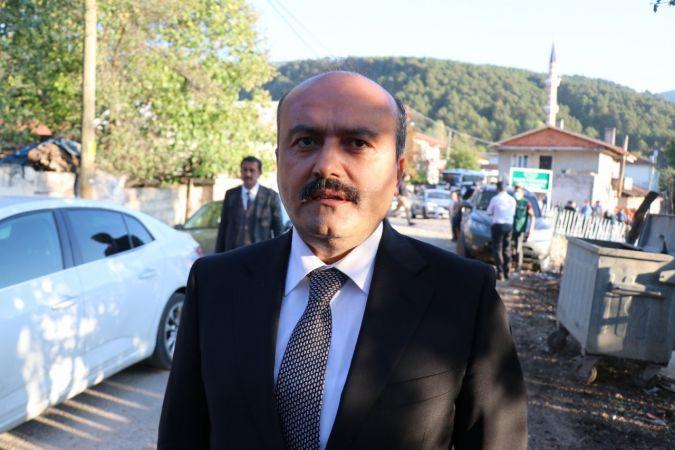 """Tarım ve Orman Bakan Yardımcısı Metin: """"500 yılda bir görülen yağış yağmaya başladı"""""""
