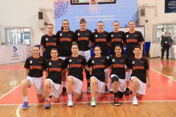 Leyla Atakan Turnuvası: Galatasaray: 80 - Beşiktaş HDI Sigorta: 72