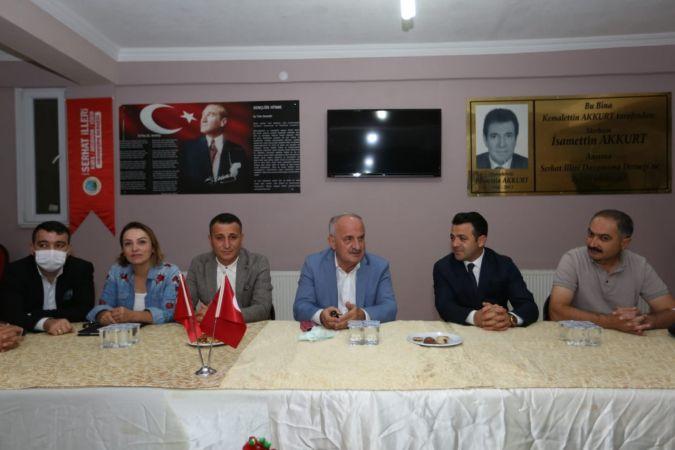 Kocaeli haber -  Derince'de kültür mozaiği derneklerle projeler paylaşılıyor
