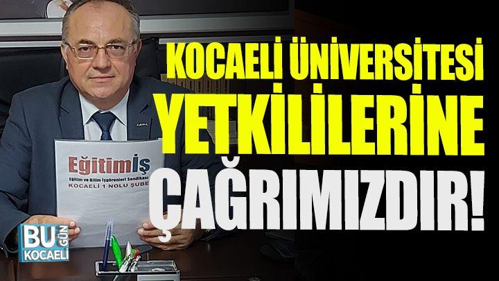 Kocaeli Üniversitesi'nde akademik takvim sorunlarla başladı!