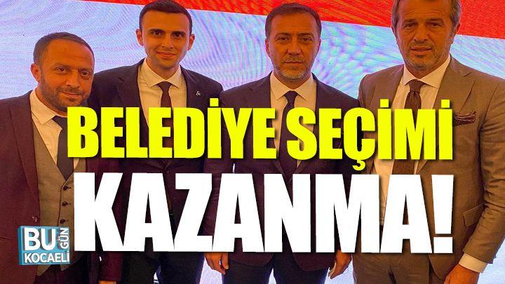MHP'de İstanbul'dan Kocaeli'ye Mesaj!
