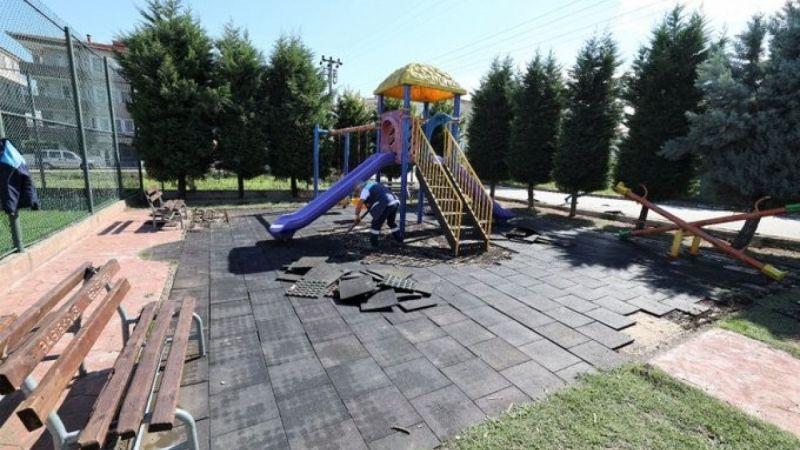 Kocaeli Haber - Başiskele'de parklar yenileniyor