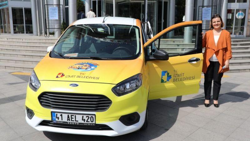 Kocaeli Haber - İzmit'te Anne Taksi hizmeti sürüyor