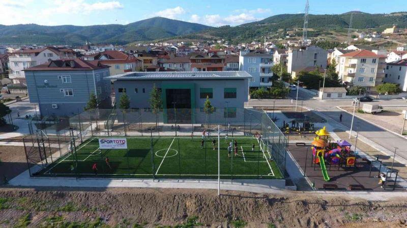 Kocaeli Haber - Fatih Sultan Gençlik Merkezi'nde sona gelindi