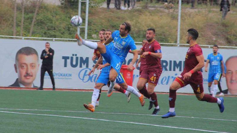 Kocaeli Haber - TFF 3. Lig: Belediye Derincespor: 1 - Ofspor: 0