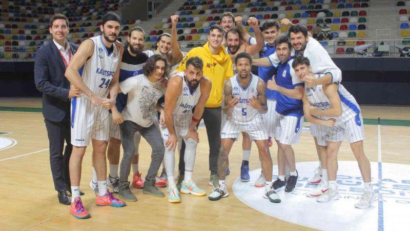 Kocaeli Haber - TBL: Kocaeli BŞB Kağıtspor: 78 - Akhisar Belediye Basketbol: 70