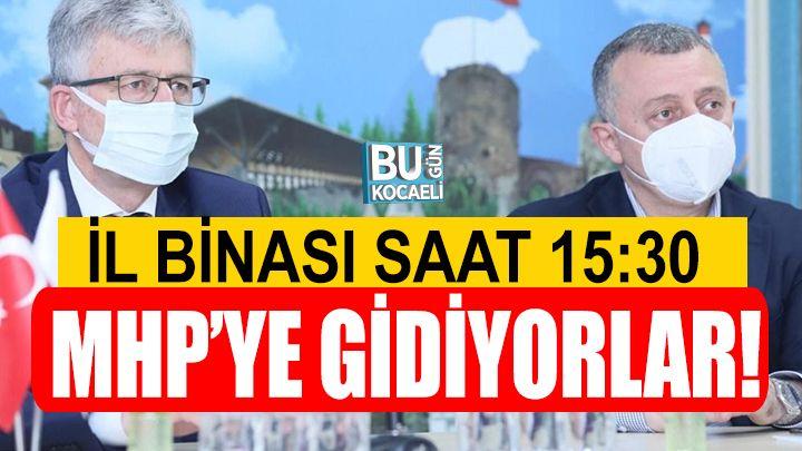 Büyükakın ve Ellibeş, MHP'ye Gidiyor!