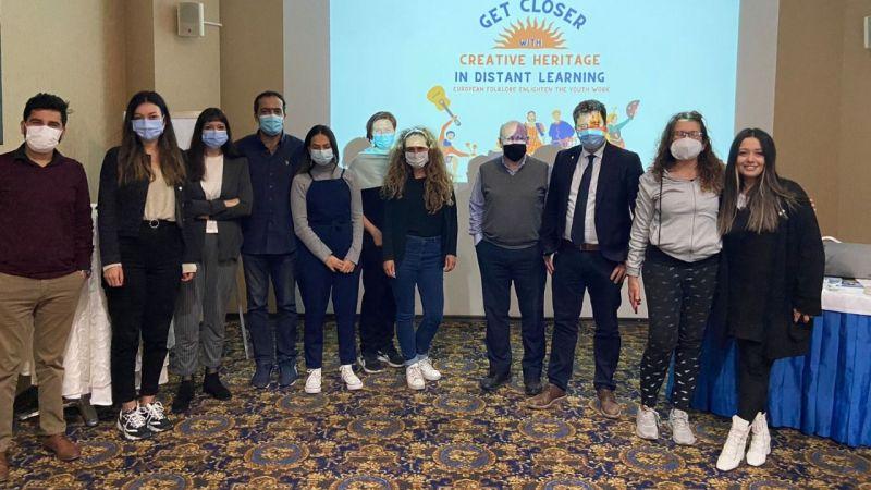Kocaeli Haber - İzmit Belediyesi'nin ortak olduğu Erasmus Plus  projesinin ilk toplantısı İzmit'te yapıldı