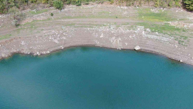 Kocaeli Haber - Sanayi Şehrinin Su Deposunda Seviye Yüzde 52'ye Düştü