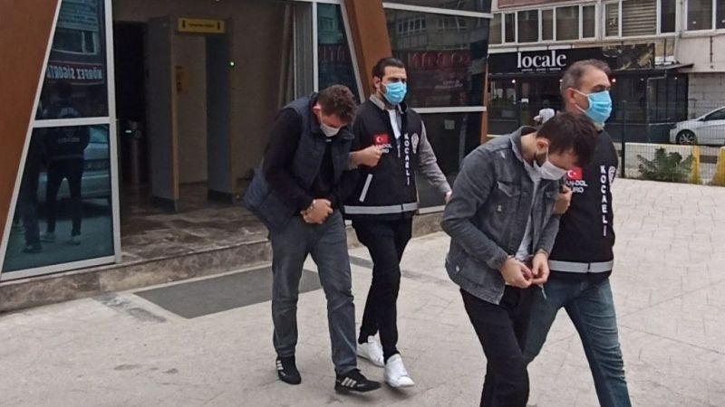 Kocaeli Haber -11 İlde Sahte Dekontla Vatandaşları Dolandıran 5 Şüpheli Tutuklandı