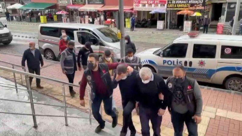 Kocaeli Haber - Tır Dorsesindeki 107 Kilo Eroinle Yakalanan 4 Kişi Tutuklandı