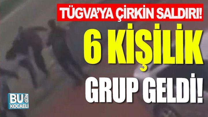 Kocaeli'nde TÜGVA'ya çirkin saldırı!