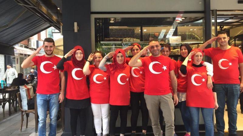 Ümit Usta'dan Barış Pınarına destek