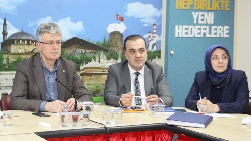 "Ellibeş'ten ""Danışma  Meclisi'ne"" davet"