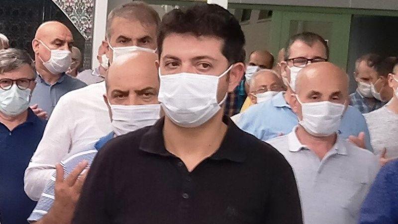 Polis Enes Hakan'ın acı günü