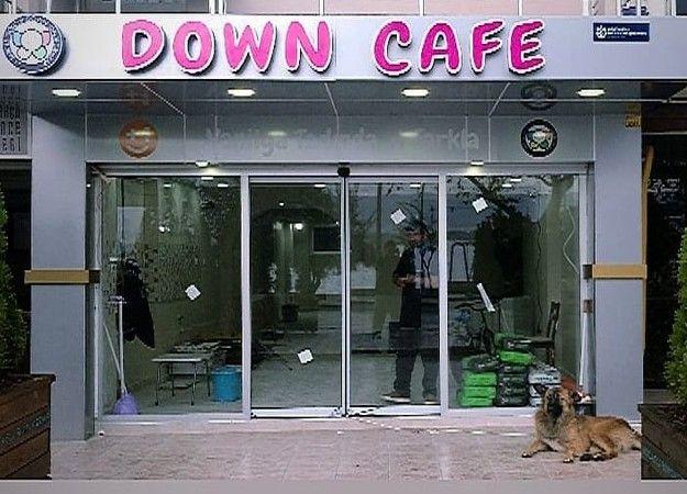 Down kafe Değirmendere'de açılışa hazırlanıyor