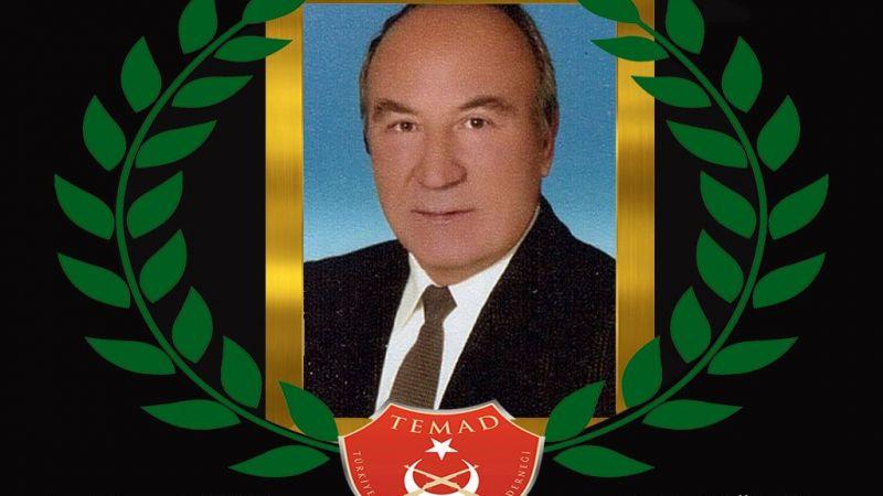 Emekli Astsubay Celil Çağlar vefat etti