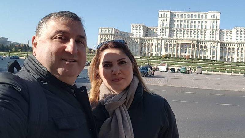 Aktuğ'un eşi  koronaya yakalandı