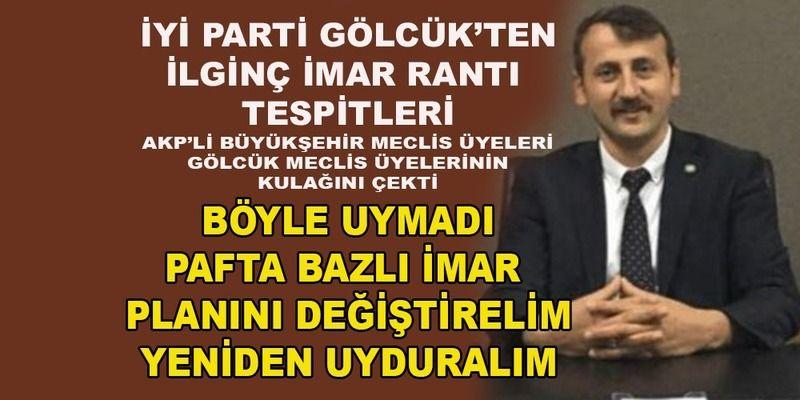 """Aynacı, """"AKPliler Karakolda başka, mahkemede başka davranıyor"""""""