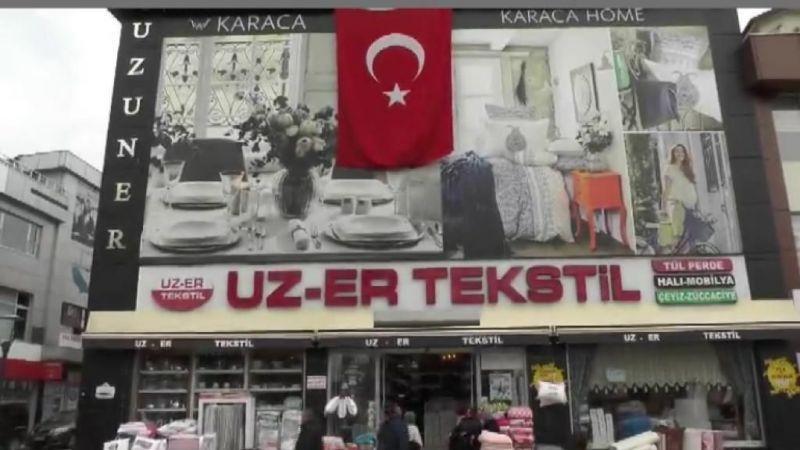 Uz-Er Tekstil mutlu yıllar diler