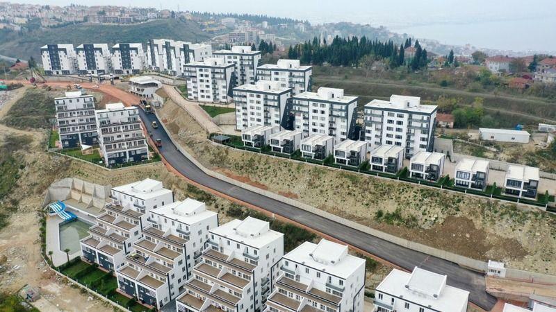 İzmit Belediyesi Vadi İzmit evlerini satışa çıkarıyor