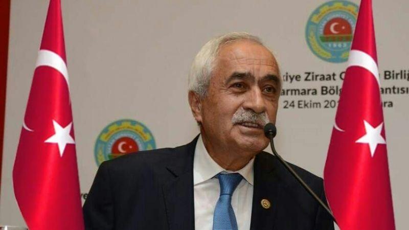 """Çanakçı """"biz üretmezsek Türkiye aç kalır"""""""