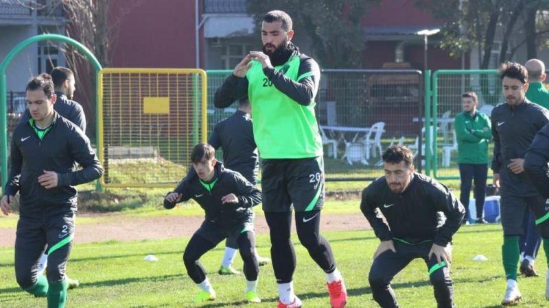 Kocaelispor, Manisaspor maçına hazırlanıyor