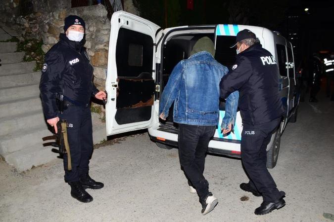 Çeşitli suçlardan aranan 18 şahıs yakalandı