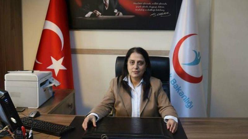 Zehra Coşkun Salih'te koronavirüse yakalandı