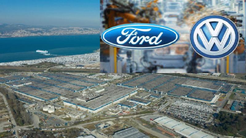 Ford ve Volkswagen AG'den ortak üretim anlaşması