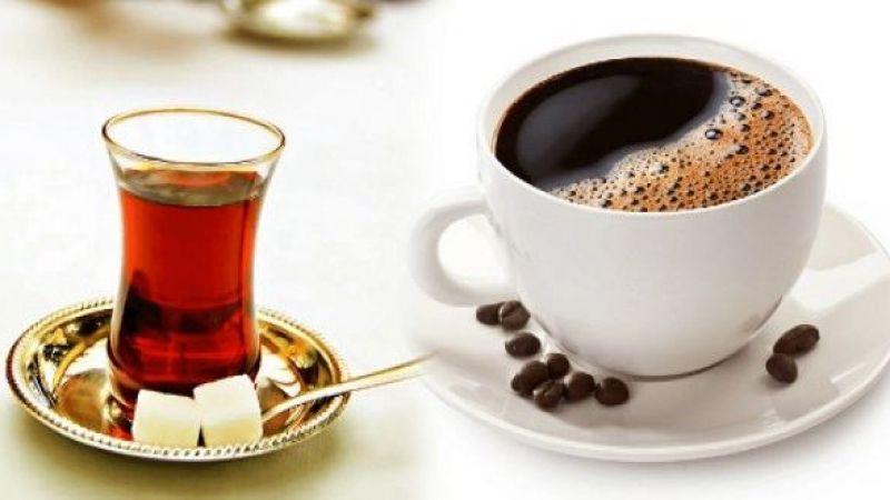Çay ve kahveye zam geldi