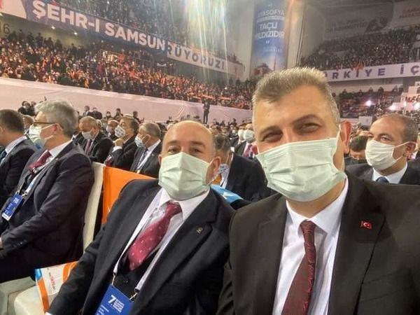 Ayrılmaz ikili Ankara'da