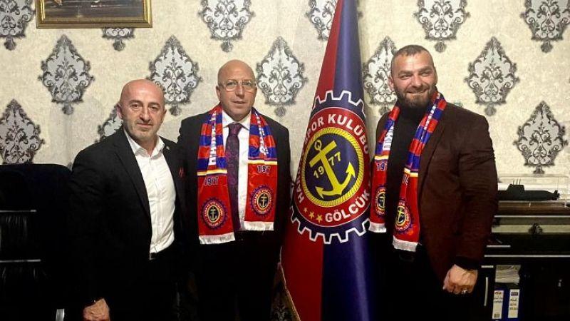 Kocaelispor'dan Harb-iş Spora ziyaret