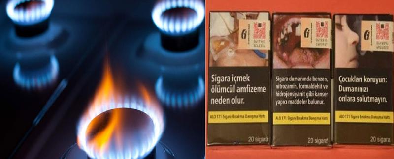 1 Nisan Şakası; Sigara ve Doğalgaza zam
