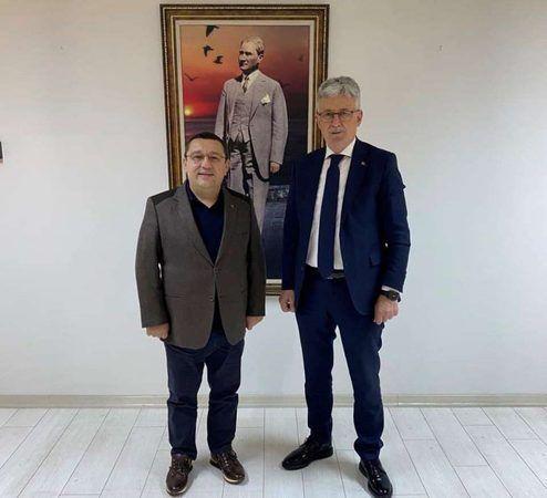 Ellibeş'ten Türk Harb-İş'e ziyaret