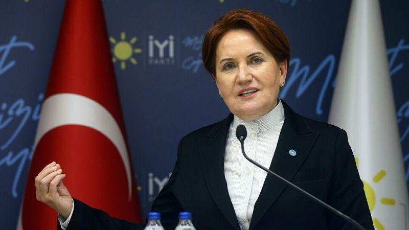 """Meral Akşener """"Siyasetçinin muhatabı siyasetçidir"""""""