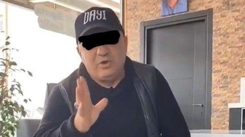 Gölcükte Videoda hakaret ettiği bekçiler tarafından gözaltına alındı