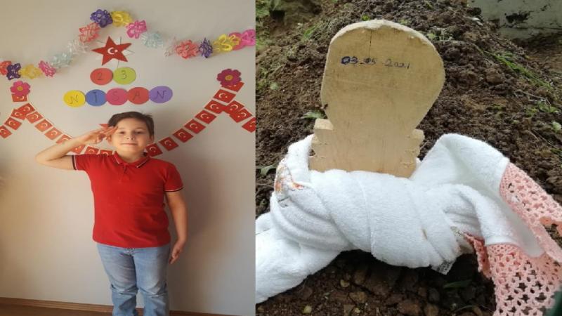 10 yaşındaki Osman son yolculuğuna uğurlandı