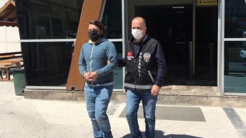 Gölcük'te İnternet dolandırıcıları polis operasyonuyla yakalandı