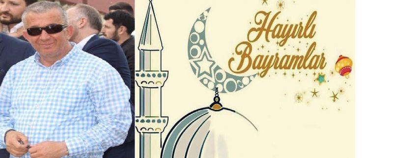 Hasan Kahraman'dan Bayram mesajı