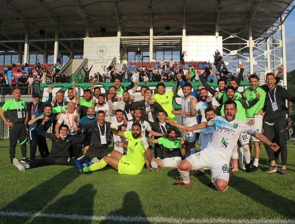 Hekimoğlu Trabzonspor- Kocaelispor 2-2 finaldeyiz...