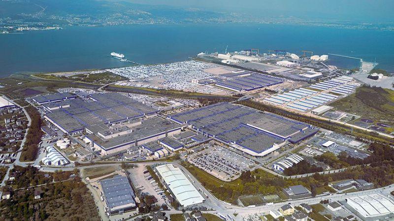 Ford Otosan'a özel bölge tahsis edildi