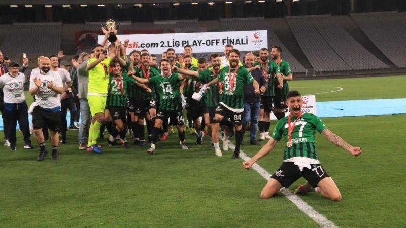 Kocaelispor'da şampiyonluk kutlamaları iptal edildi