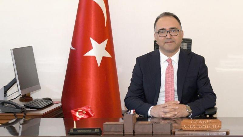 Karabulut, Kızılay'ın 153. Kuruluş yıldönümünü kutladı