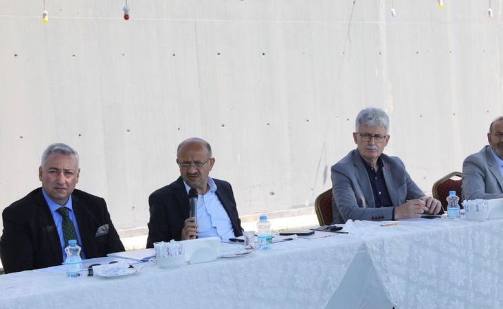 AK Parti, Sedaş ile toplandı