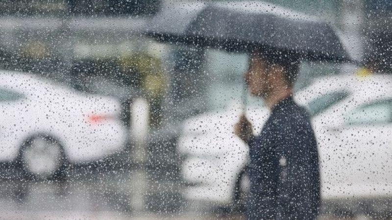 Valilikten yağmur uyarısı...