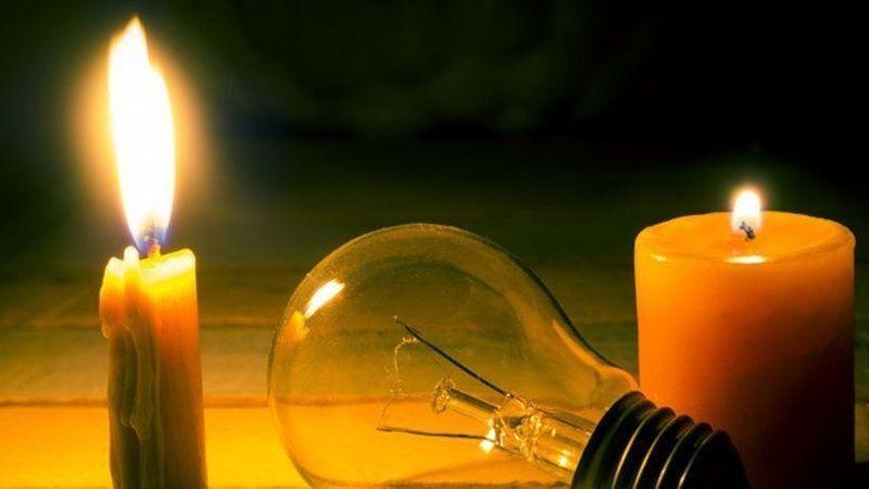 Gölcük'te elektrik kesintisi